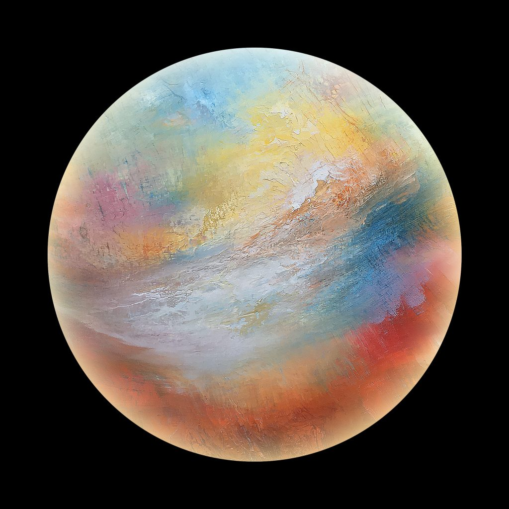 Athenia planet - from the Aether Worlds series