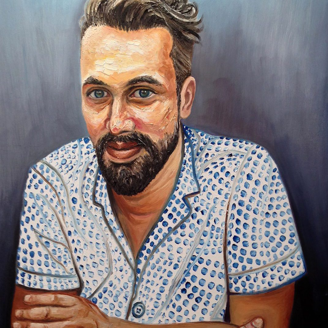 Eelko | Oil on canvas | 60 x 90 cm