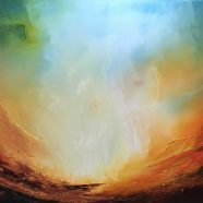 Equinox | Oil on canvas | 122 x 76 cm | 2020