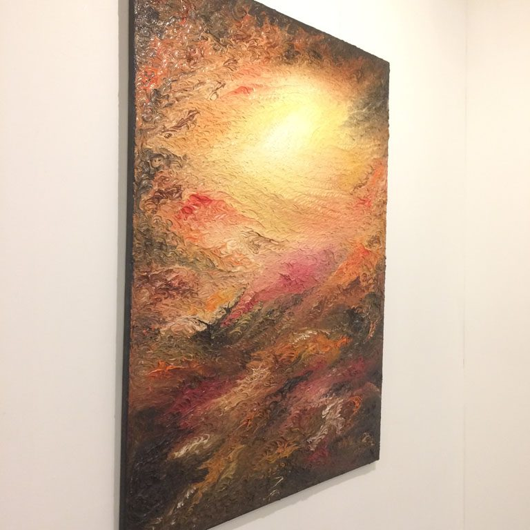 Espacio gallery, London, December 2016