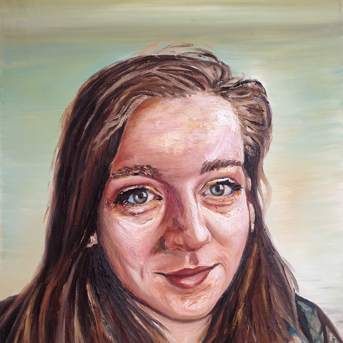 Madeline | Oil on Canvas | 60 x 90 cm | 2015