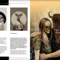 Featured article and interview in ART Habens Art Review, Special Edition