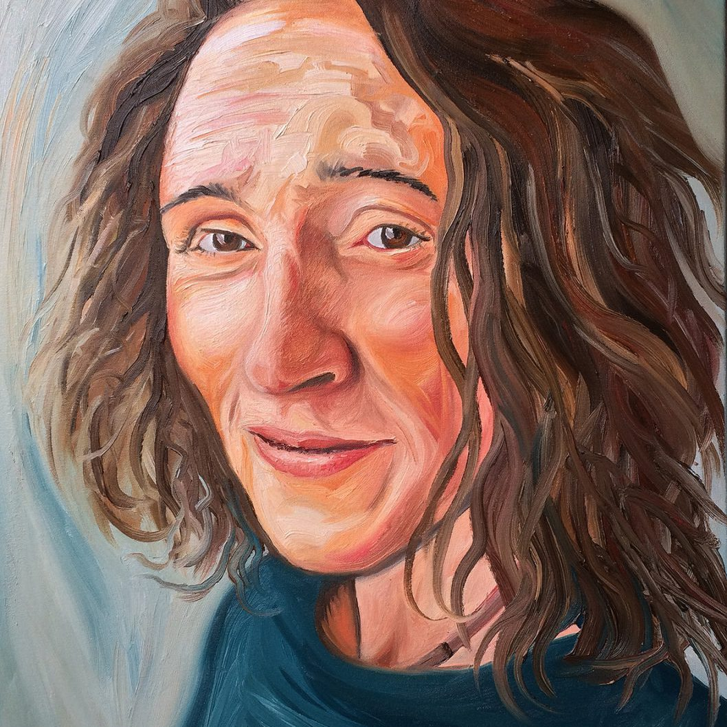 Bella | Oil on canvas | 60 x 90 cm | 2017