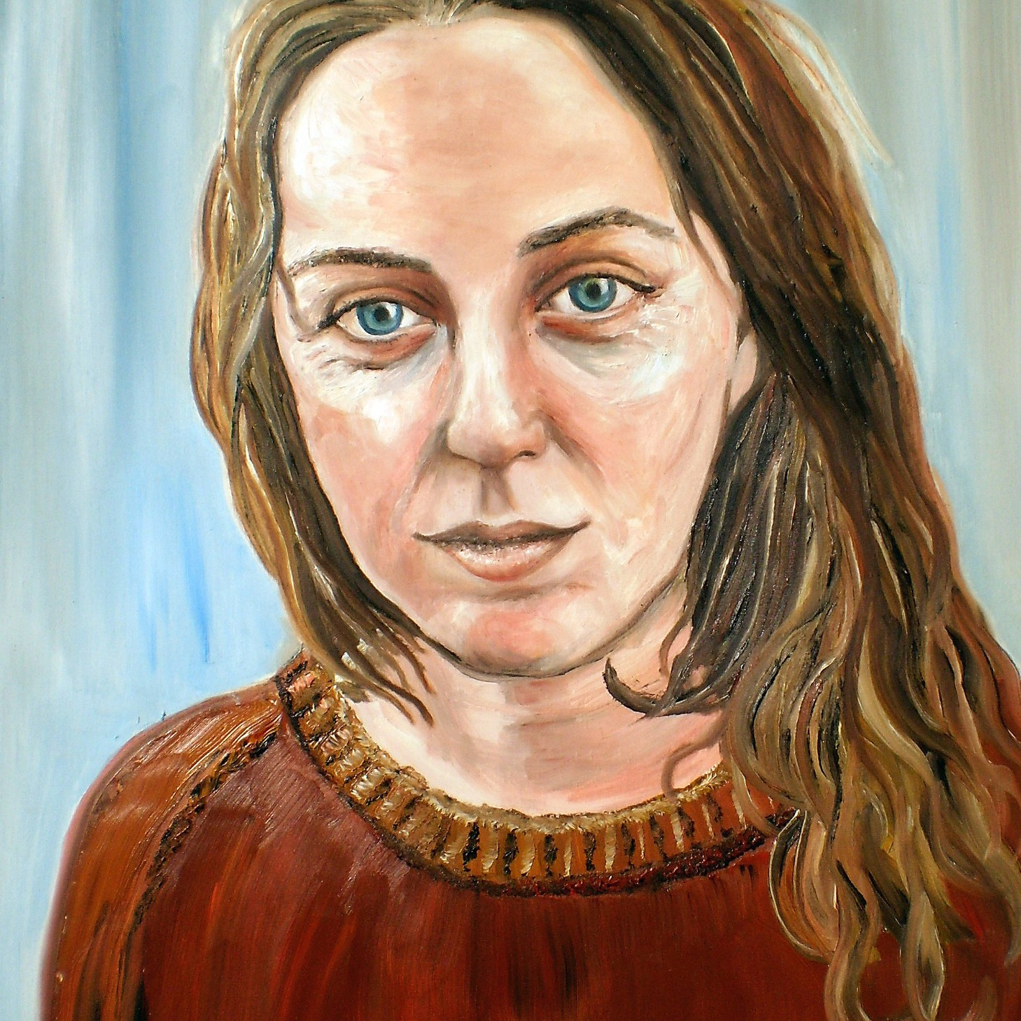 Bernadette Ehl | Oil on canvas | 60 x 80 cm | 2014