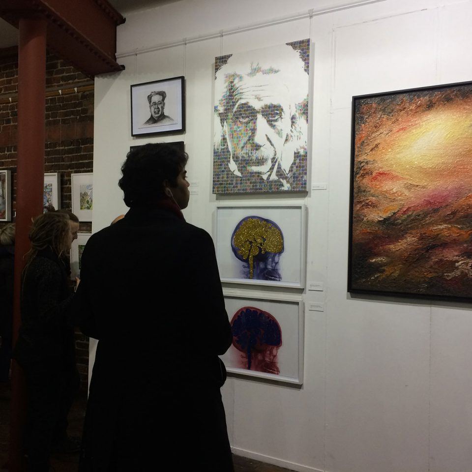 Focus LDN at the Menier Gallery December 2017