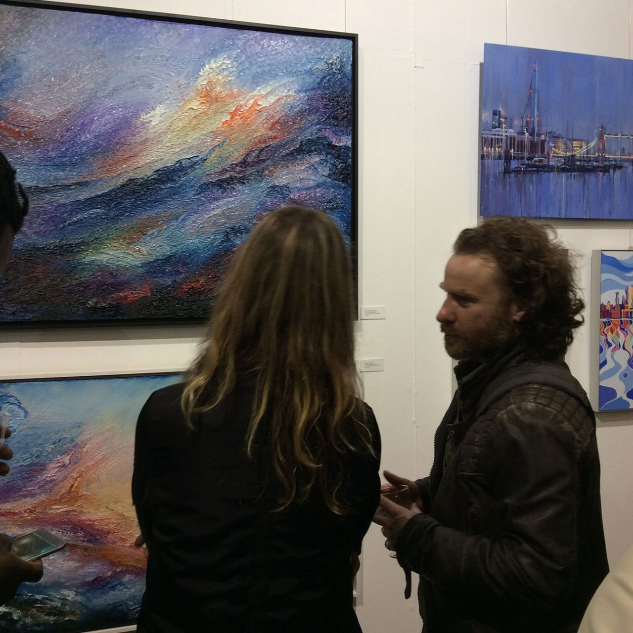 Focus LDN at the Menier Gallery, London Bridge, February 2017