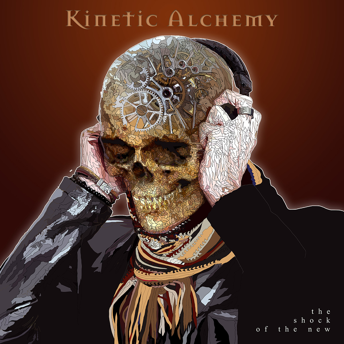 Kinetic Alchemy / The Shock of the New - music album by Paul Kingsley Squire