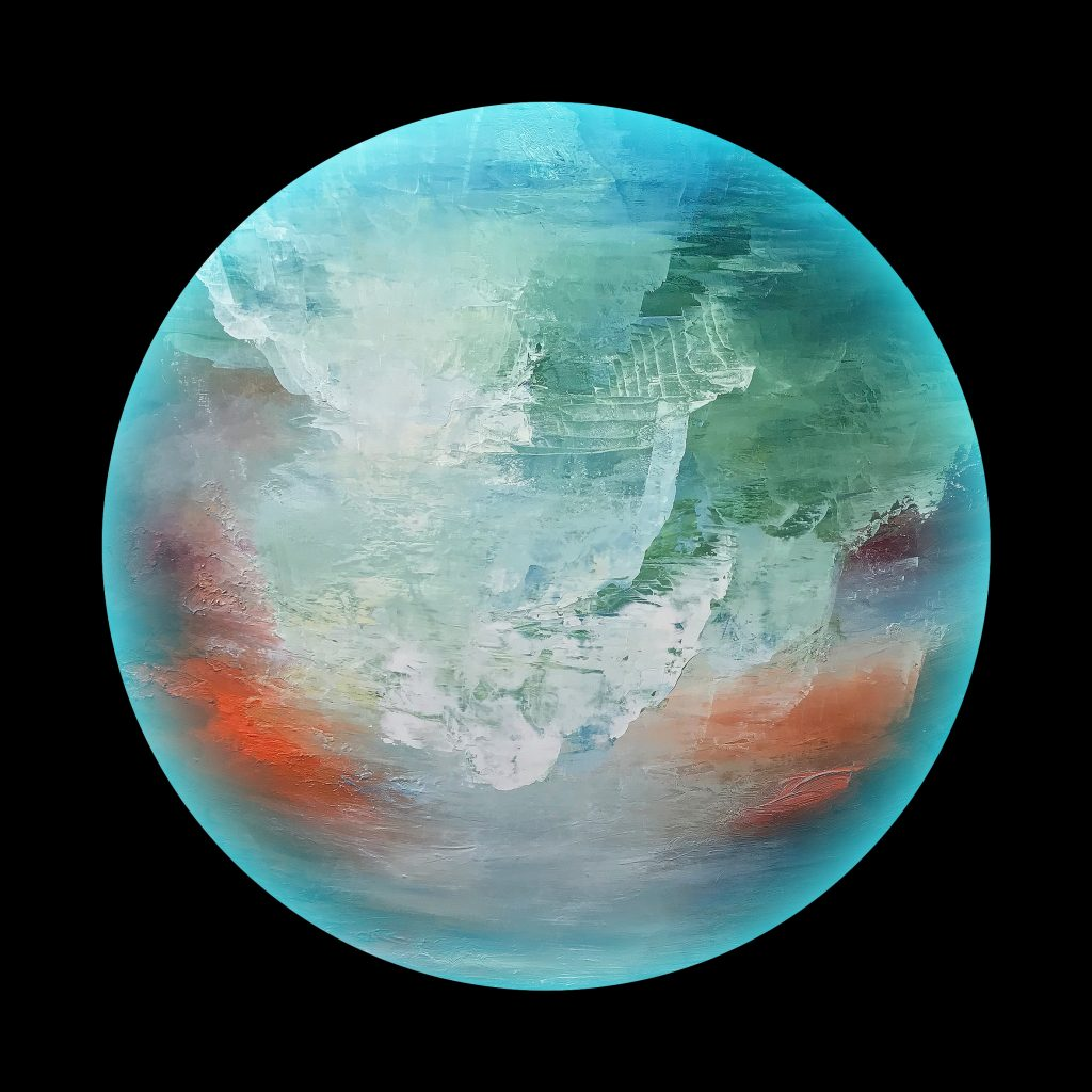 Maia planet - from the Aether Worlds series