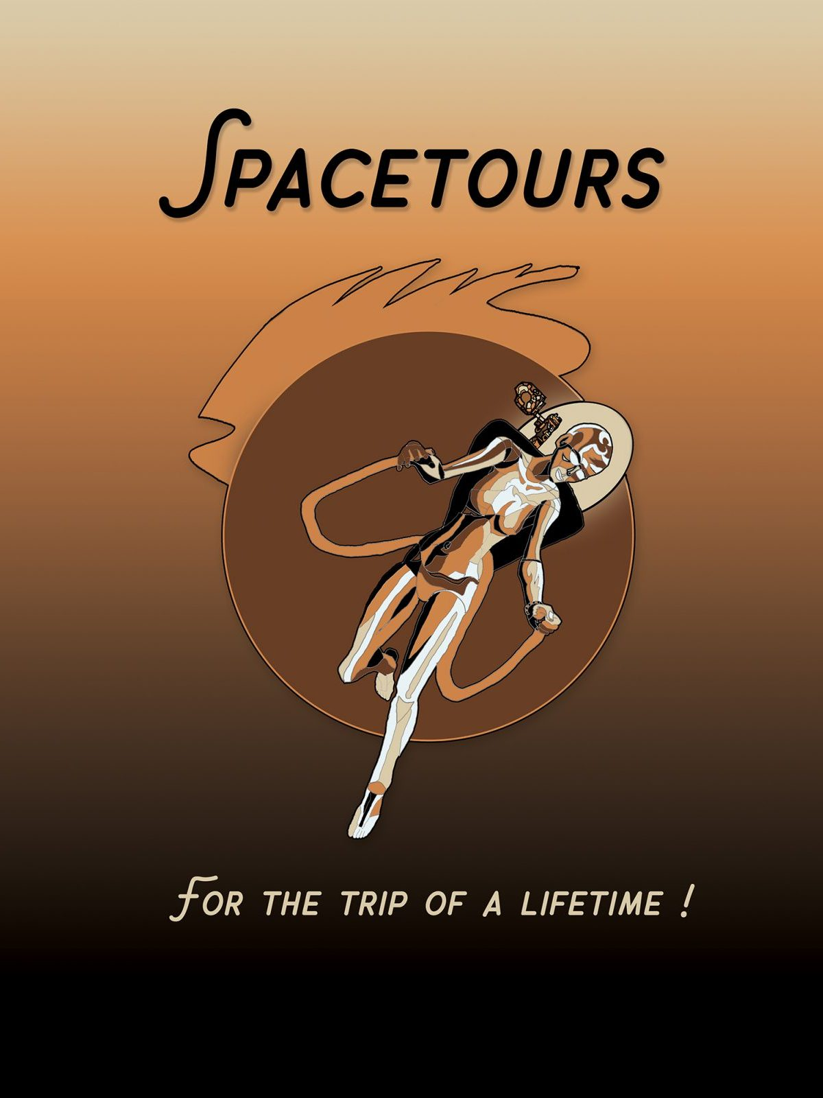 Spacetours 3000 Poster 1