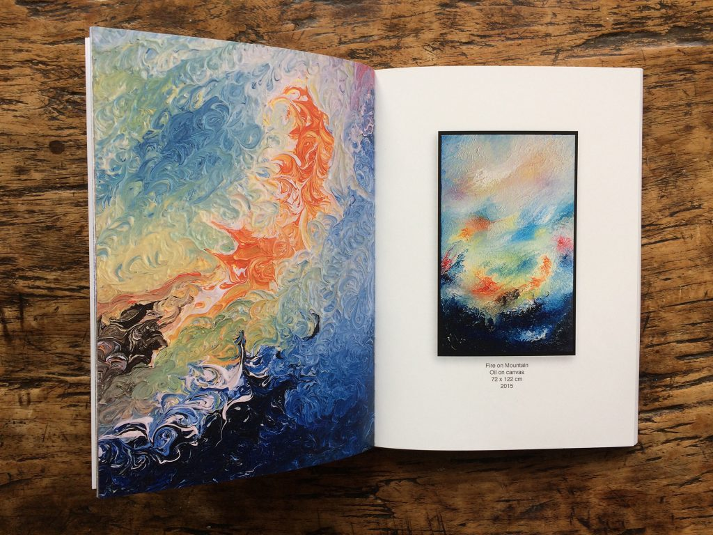 Supernature- art book by Paul Kingsley Squire