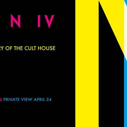Fusion IV - International Contemporary Art Exhibition ​celebrating the 4th Anniversary of The Cult House