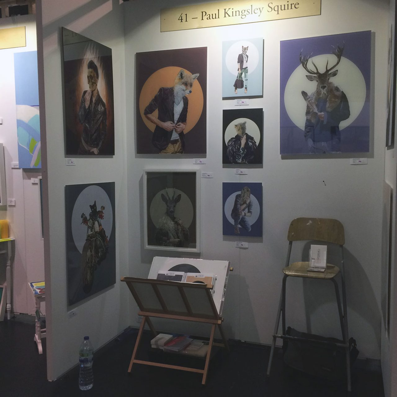 The Other Art Fair in Bristol, September 2017